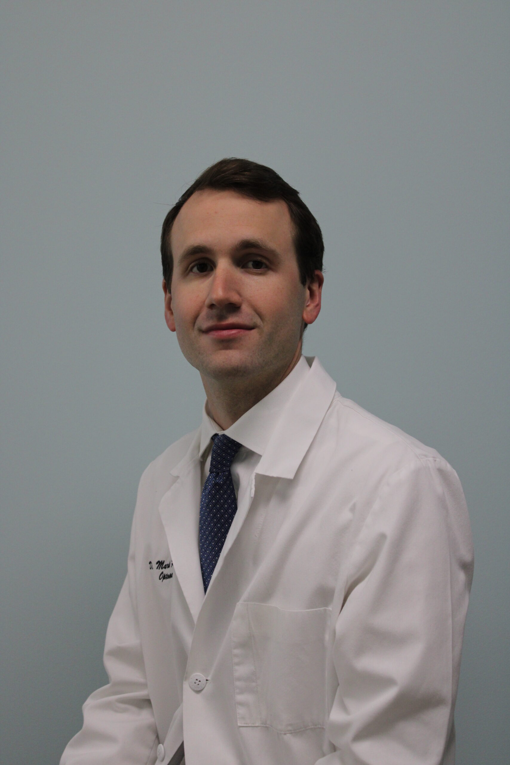 Dr. Mark Machen at Eagle View Eye Care